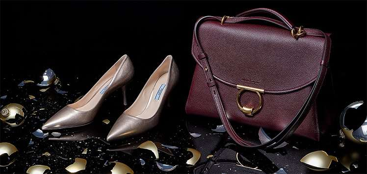 Investment Handbags & Shoes