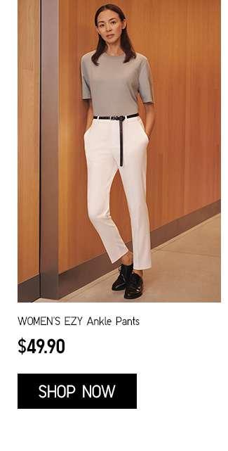 Women's EZY Ankle Pants
