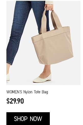 Women's Nylon Tote Bag