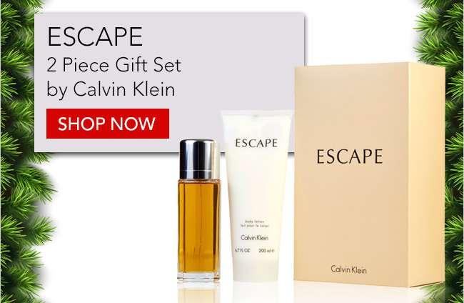 Escape 2 piece gift set by Calvin Klein. Shop Now