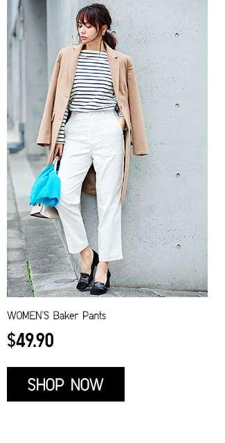 Women's Baker Pants