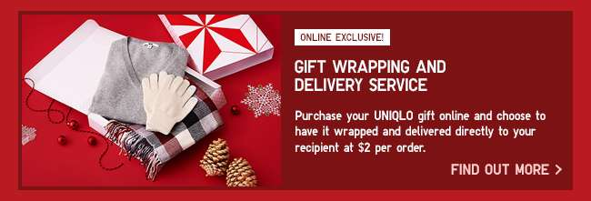 Online Gift Wrapping