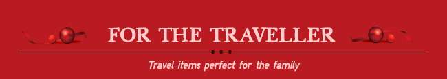 For The Traveller