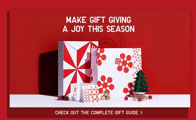 Make Gift Giving A Joy This Season