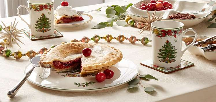 Festive Entertaining With Spode, Lenox & More