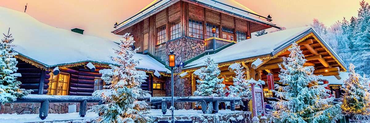 Book hotels in Rovaniemi