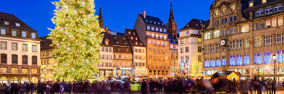 Book hotels in Strasbourg