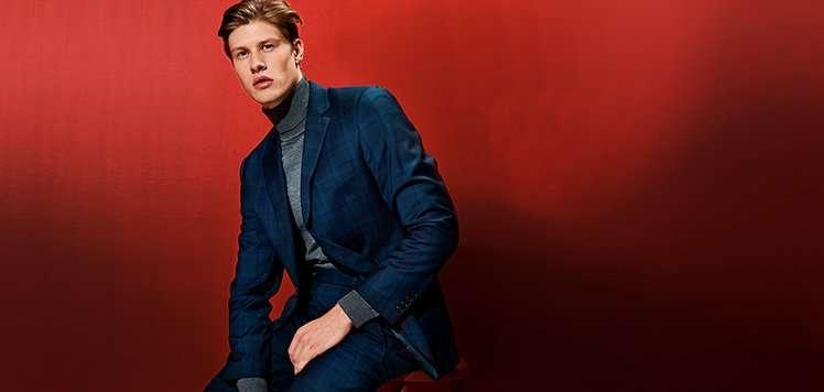 Up to 75% Off Modern Designer Tailoring