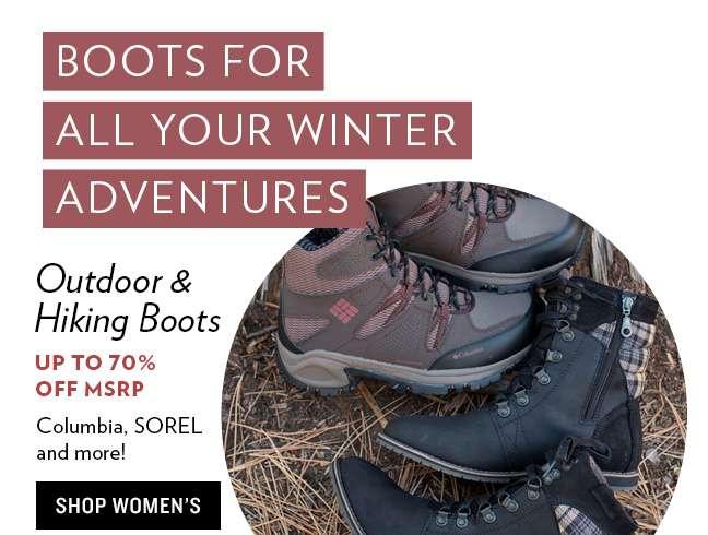 Shop Women's Outdoor Styles