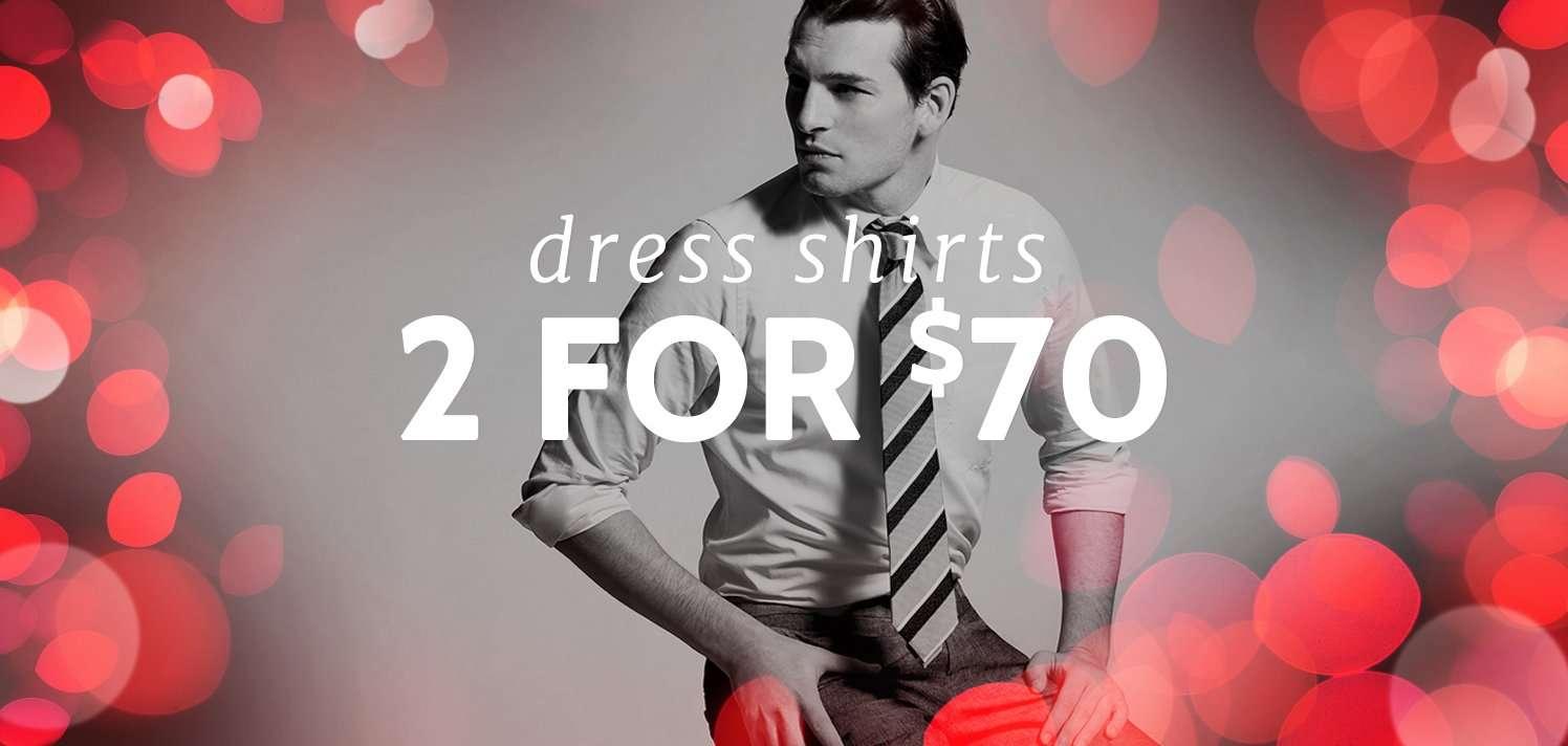 Your 24-Hour Dress Shirt Special