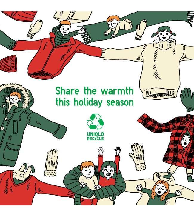 UNIQLO Recycle Program