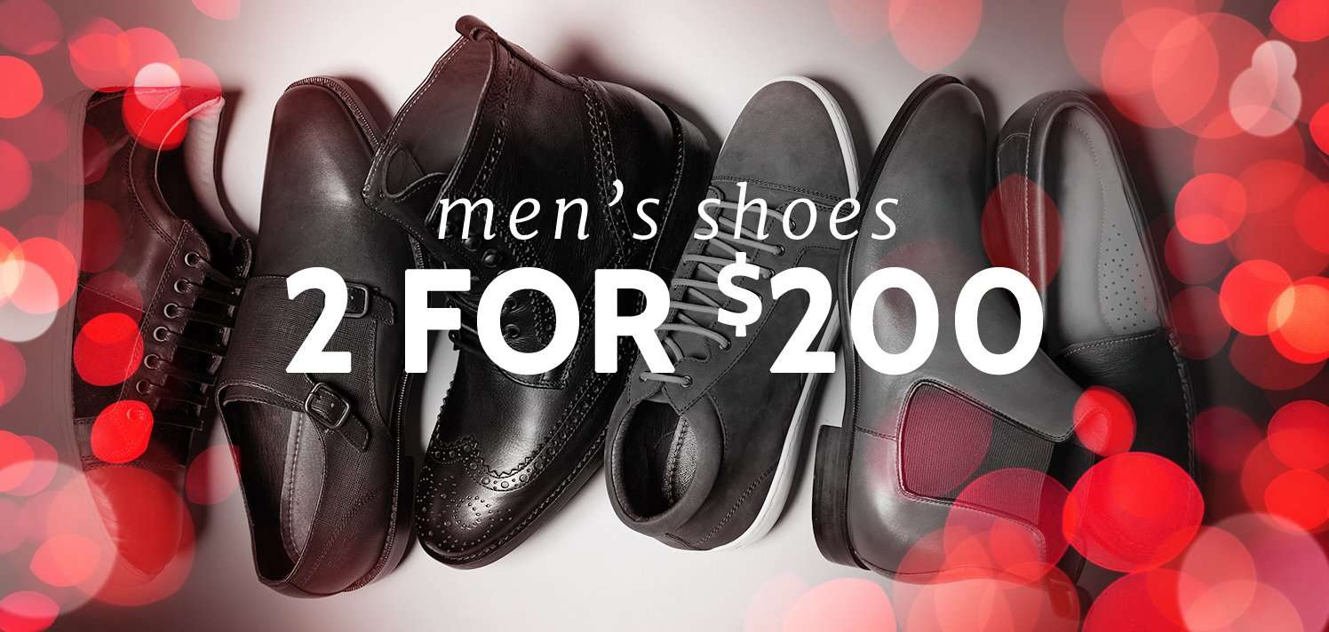 Your 24-Hour Shoe Special