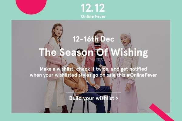 12.12 The Season of Wishing!