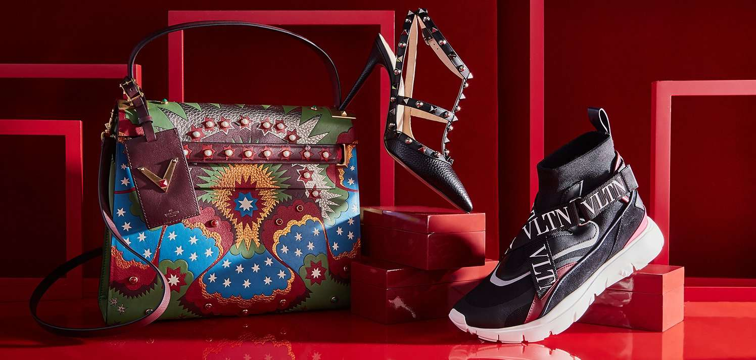 Up to 60% Off Valentino With New Styles
