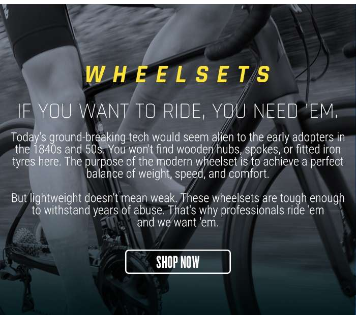 All Wheelsets
