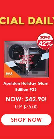 Aprilskin Holiday Glam Edition #23