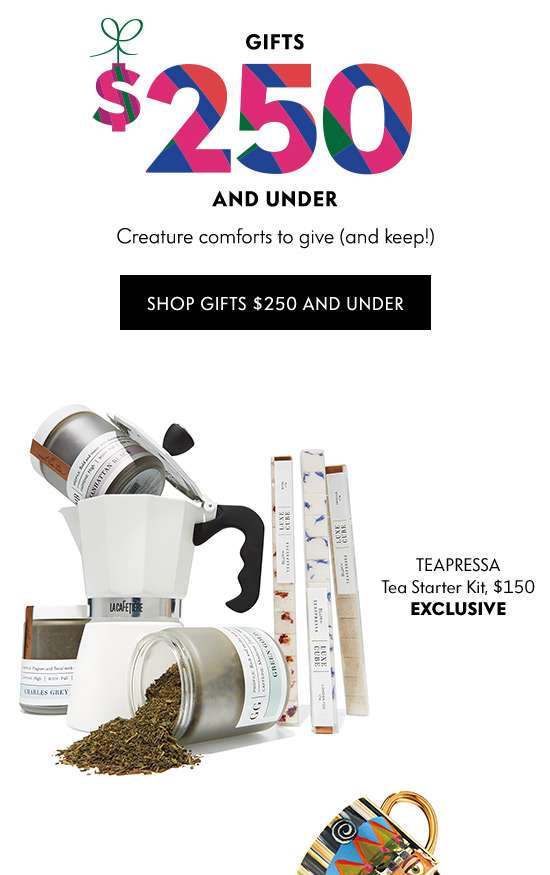 Gifts $250 And Under