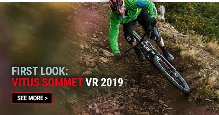First look: Vitus Sommet VR 2019