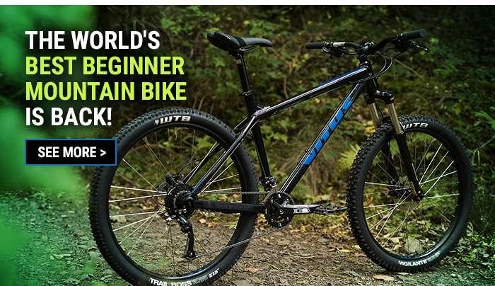 The world's best beginner mountain bike is back!