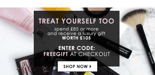 Free Luxury Gift With Purchase