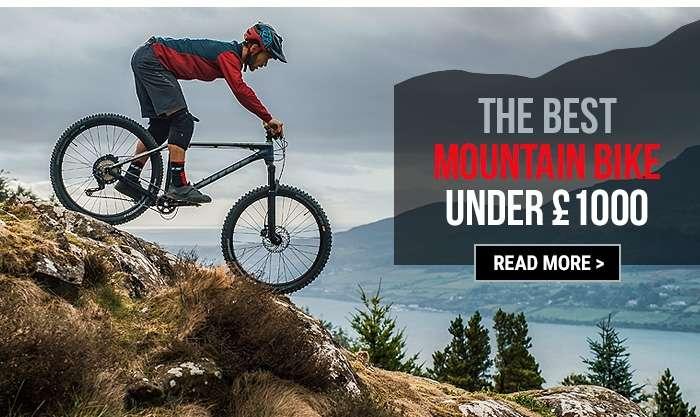 The best mountain bike under £1000