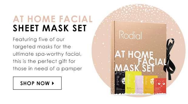 At Home Facial Sheet Mask