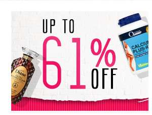 12.12 Hot Buys Up to 61% Off
