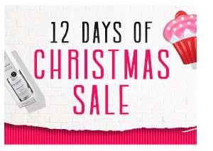 12.12 12 Days of Christmas Sale