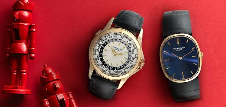Men's Designer Watches With Harry Winston