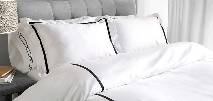Up to 75% Off Best-Selling Bedding