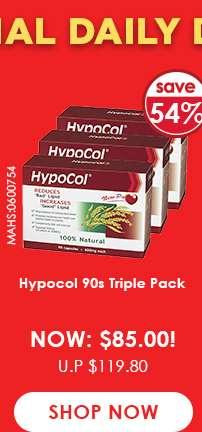 Shop Hypocol 90s Triple Pack!