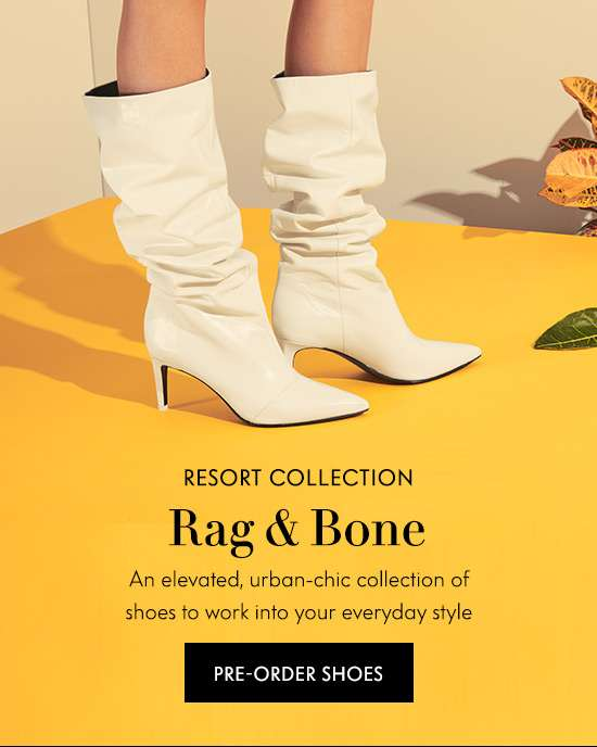 Pre-Order Rag & Bone Shoes