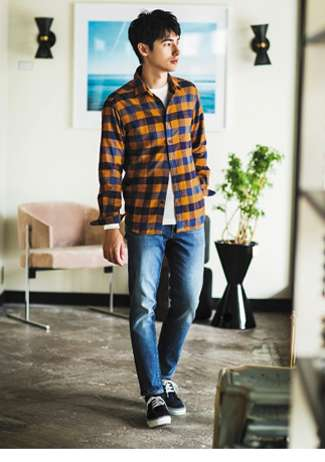 Men's Flannel Shirts from $19.90