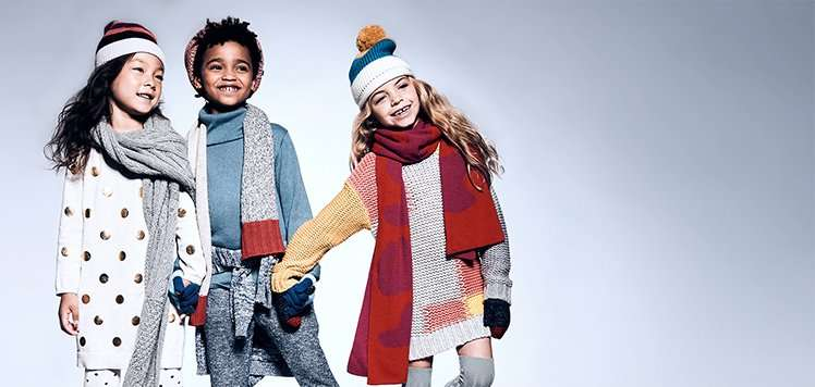 Up to 60% Off Cold-Weather Extras for Kids