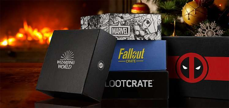 Up to 30% Off Loot Crate