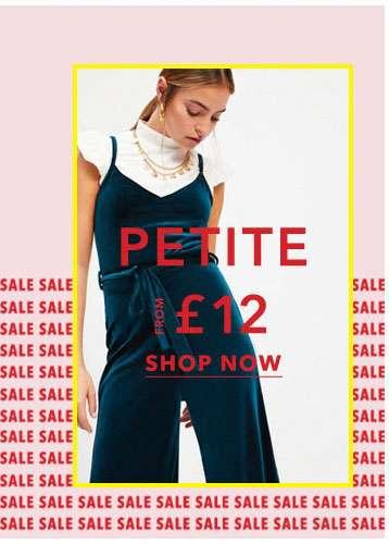 Petite - Shop now