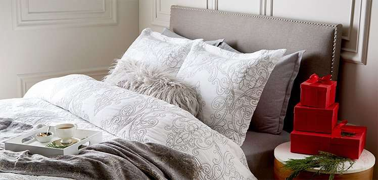 Up to 75% Off Mélange Home Bedding & More