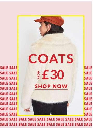 Coats - Shop now