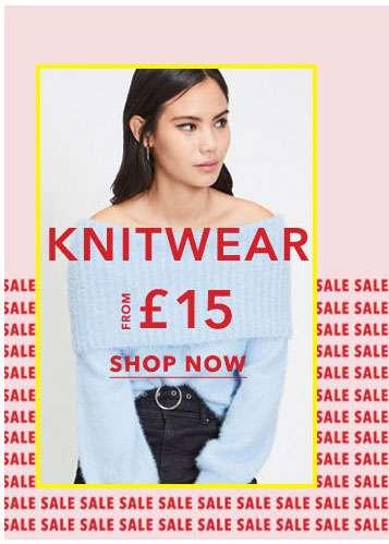 Knitwear - Shop now