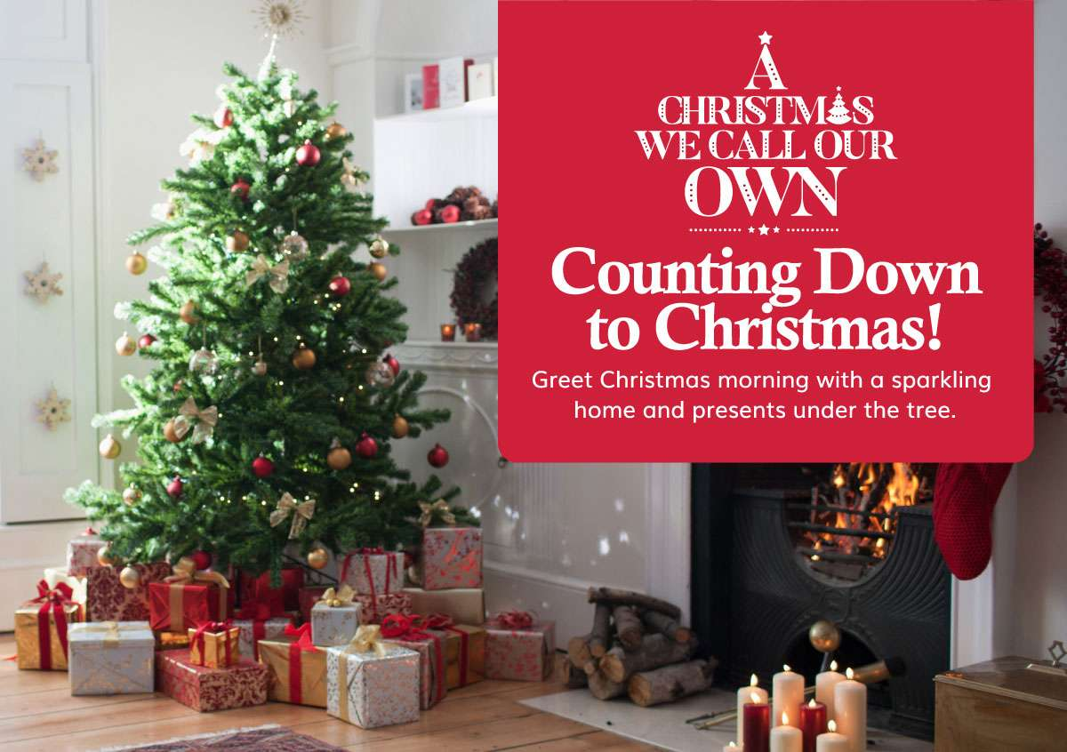 Counting Down to Christmas!