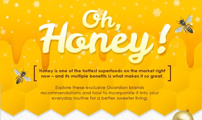 Learn how you can use honey for its multiple benefits!