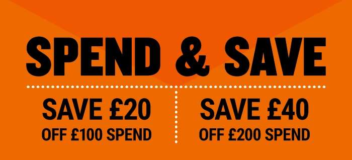 Spend and Save on Clothing