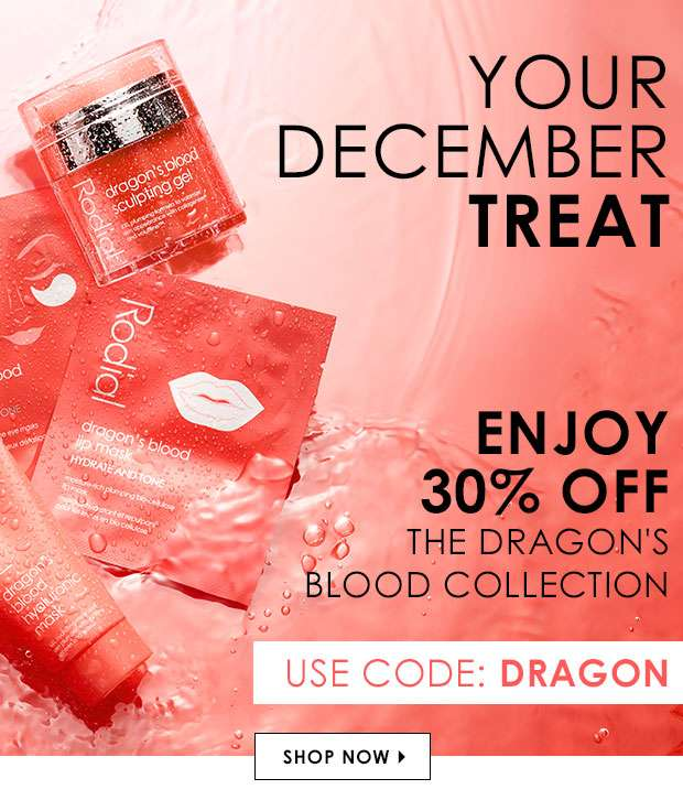 30% Off Dragon's Blood