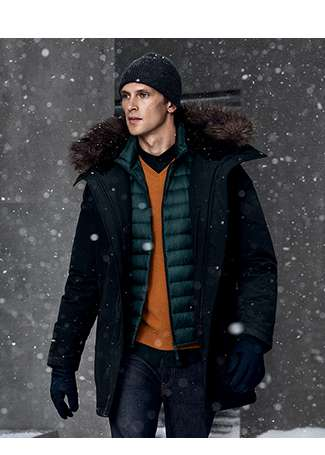 Men's Ultra Warm Down Collection