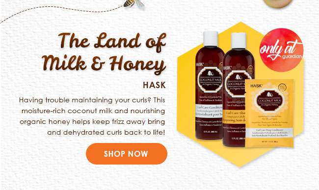 Shop HASK here