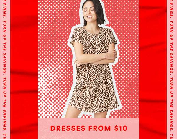 Womens Dresses From $10 | SHOP NOW