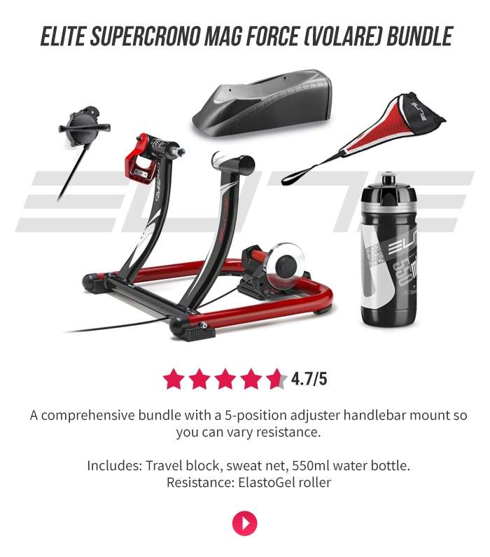 Elite SuperCrono Mag Force (Volare) Bundle