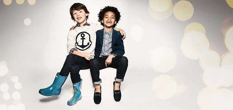 Up to 60% Off Looks for Your Little Man
