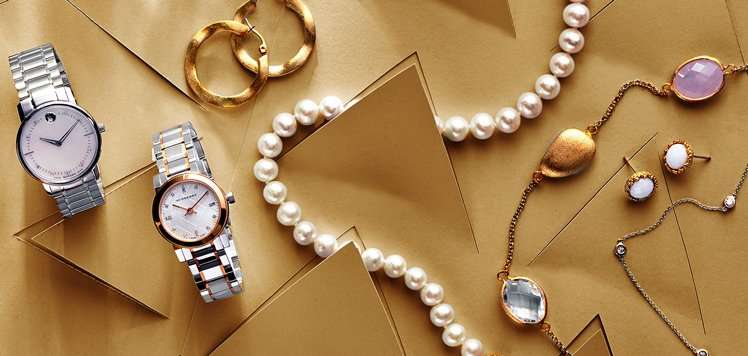 Luxe Under-the-Tree Jewelry & Watches