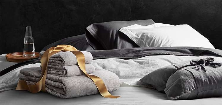 Up to 75% Off European Bed & Bath
